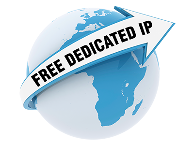 Free Dedicated IP